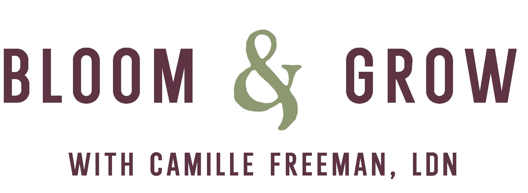 Camille Freeman, LDN